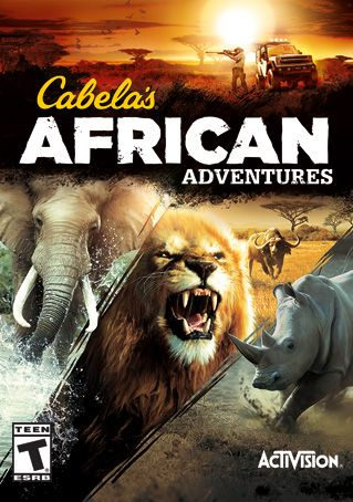 [PC] Cabela's African Adventures - ENG