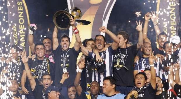 Monterrey Campeão