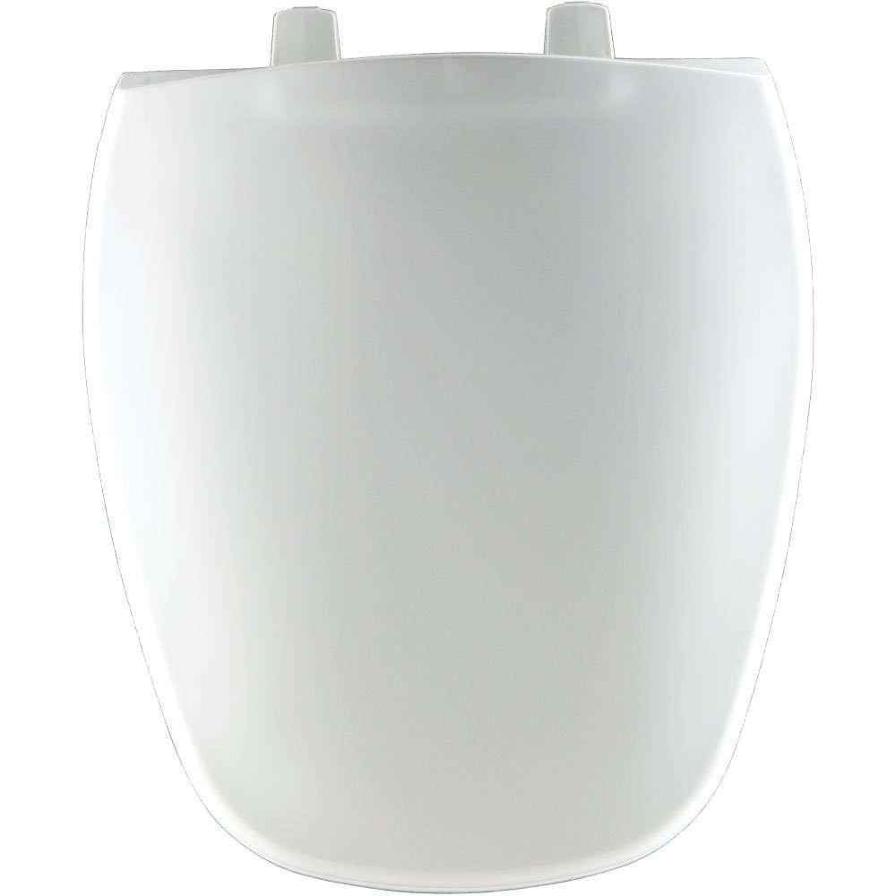 Church Bemis 1240200325 Eljer Emblem Plastic Round Toilet Seat Verde Green