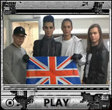 MSG to THe UK Street Team, 2010