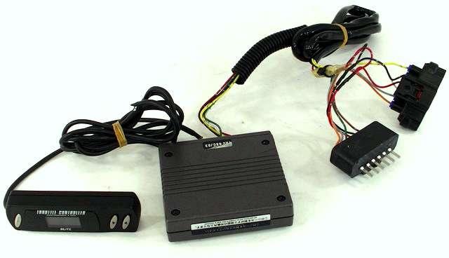 BLITZ Throttle controller Roadstar MX5 NCEC Demio SE3P 13B-MSP R