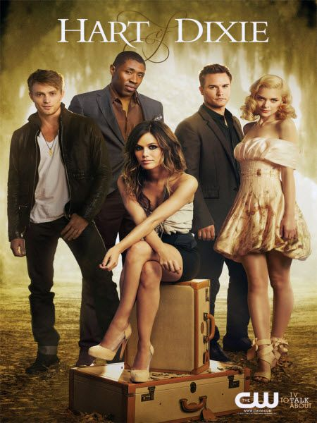 Hart of Dixie S 1-2 DVDRip X264-REWARD