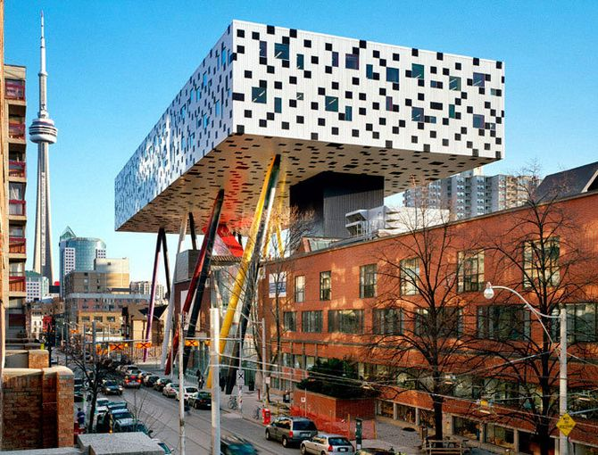 Ontario College of Art (Toronto, Canadá)