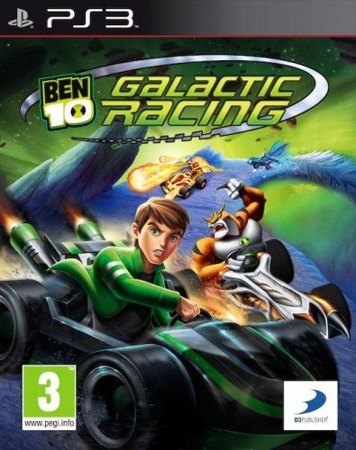 Ben 10 Galactic Racing Xbox Ps3 Pc jtag rgh dvd iso Xbox360 Wii Nintendo Mac Linux
