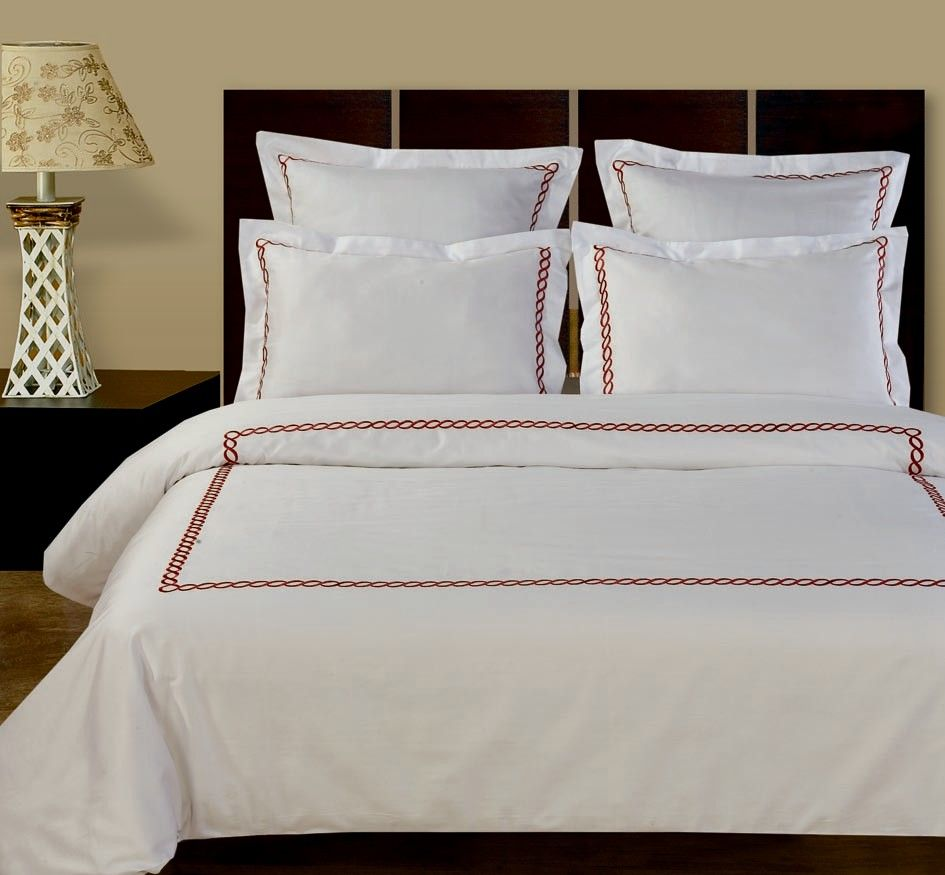 Scotts-sales Amy Embroidered 10PC Egyptian cotton Bed in A Bag