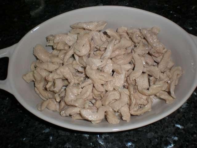 a5ip - Fajitas de pollo y verdura