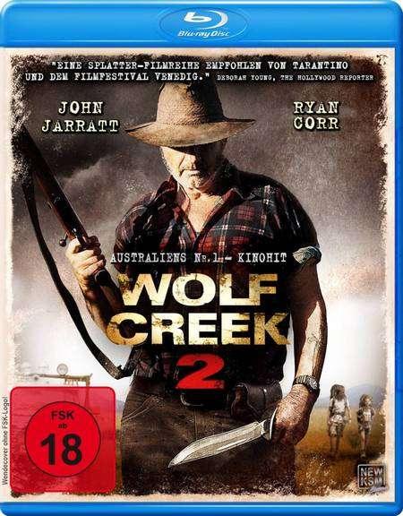 Wolf Creek 2   Kurt Kapan� 2 (2013) 720p   BluRay   1.42 GB   Dual   TR-EN (DCRG)