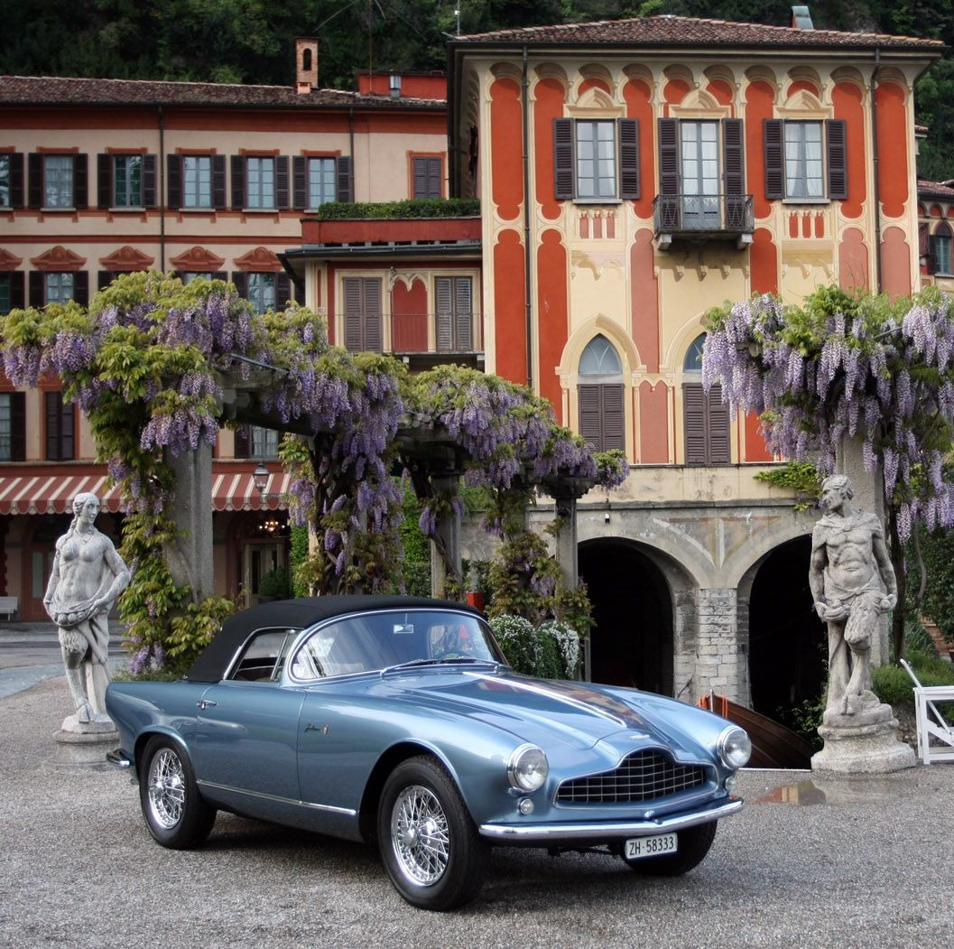 "Aston Martin DB 2/4 ""Indiana"" By Bertone"