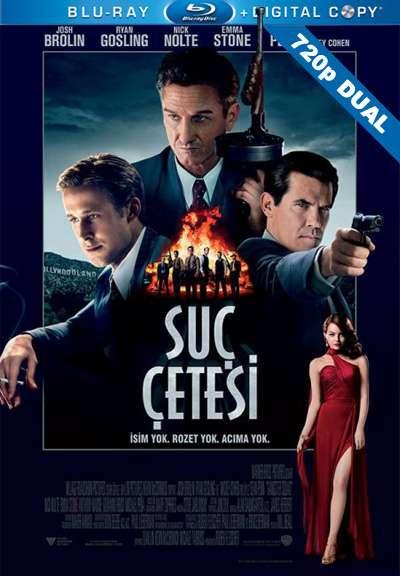 Suç Çetesi - Gangster Squad 2013 BluRay 720p DuaL TR-ENG