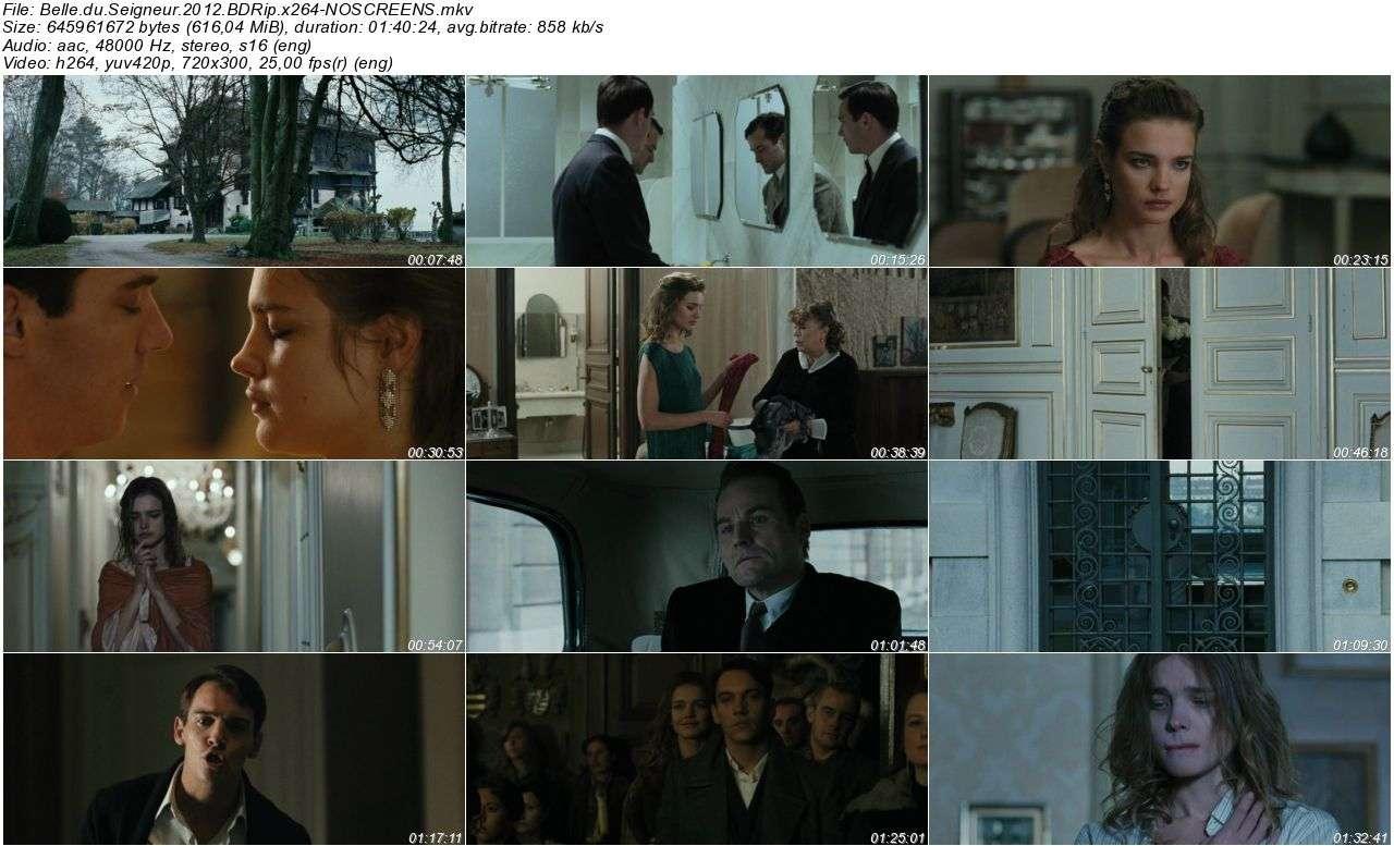 Belle du Seigneur - 2012 BDRip x264 - Türkçe Altyazılı Tek Link indir