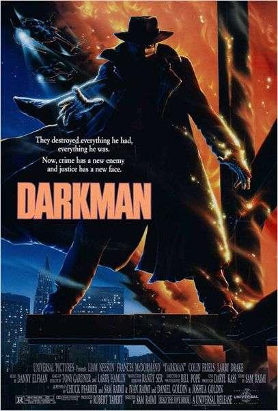 Karanlık Adam (Darkman) - 1990 Türkçe Dublaj 480p BRRip Tek Link indir